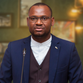 Frejus Thoto, executive director at ACED, Benin