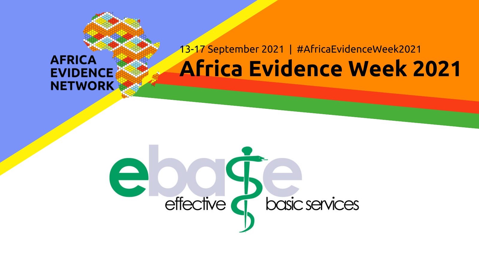 Africa Evidence Week 2021 event: Taking Evidence to French Speakers in Middle Africa through the Africa Evidence Network