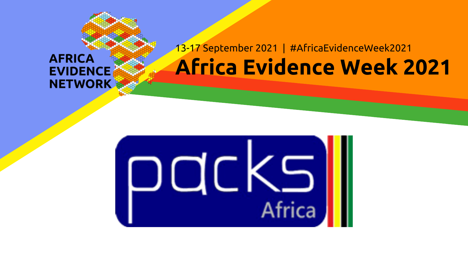 Africa Evidence Week 2021 event: Expanding EIDM support activities beyond boundaries: what works and what doesn't