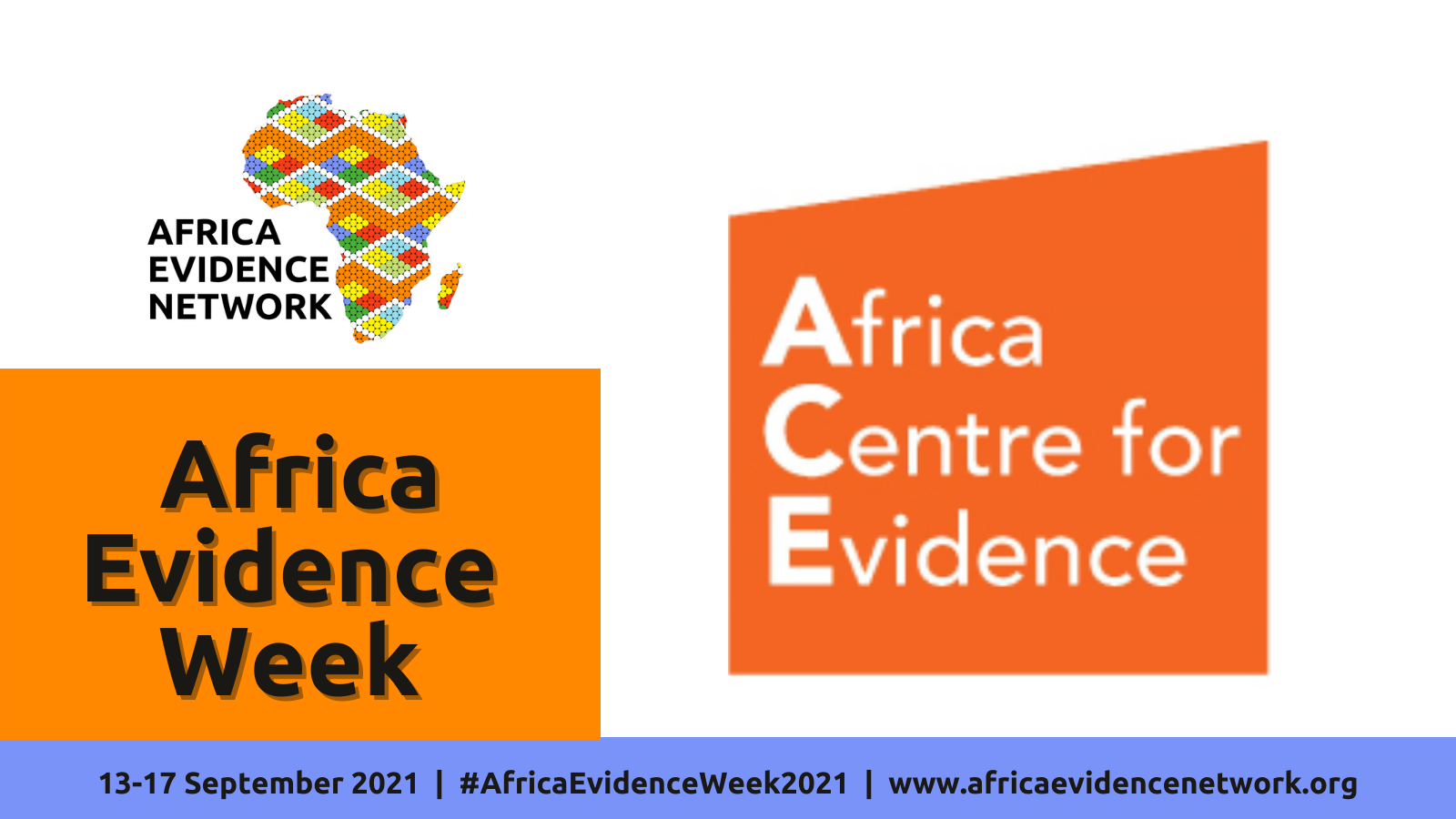 Africa Evidence Week 2021 event: Capacity development for evidence use in Africa: An orientation