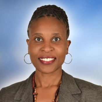 Jennifer Mutua, M&E consultant, founder and former chair of the Evaluation Society of Kenya (ESK)