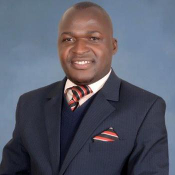 Enock Musungwini, health management development specialist at International NGO