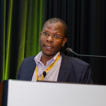 Ronald Munatsi, director of the Zimbabwe Evidence Informed Policy Network (ZeipNET)