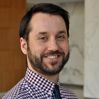 Corey White, managing editor of FHI 360