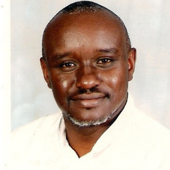 James Kariuki, medical research officer at Kenya Medical Research Institute (KEMRI)