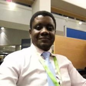 Eric Ngang, environmentalist from Cameroon