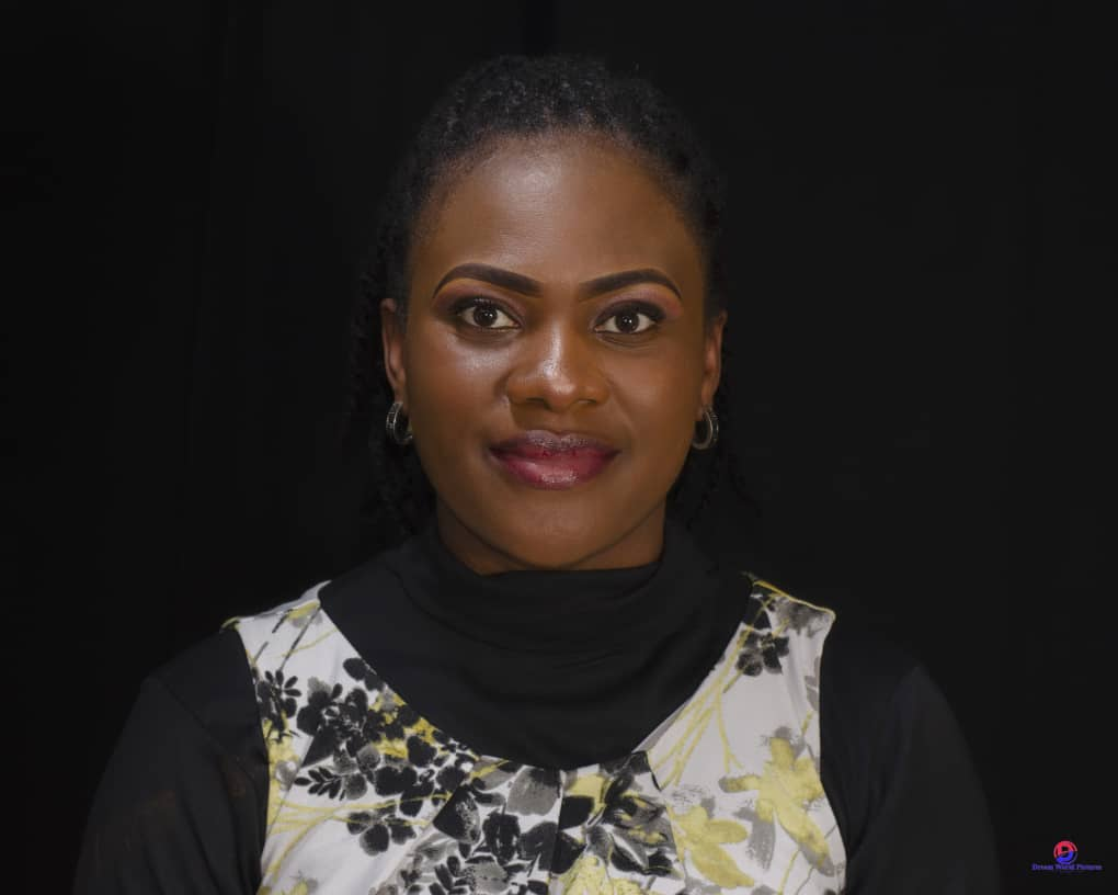 Ndi Euphrasia Ebai-Atuh, co-founder of Cameroon Consumer Service Organisation (Camcoso)