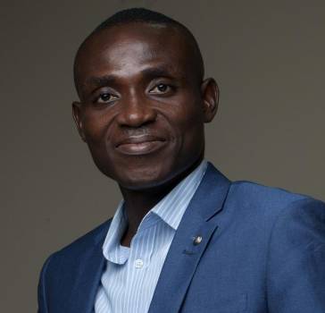 Kirchuffs Atengble, founder and Executive Director of PACKS Africa, Accra, Ghana
