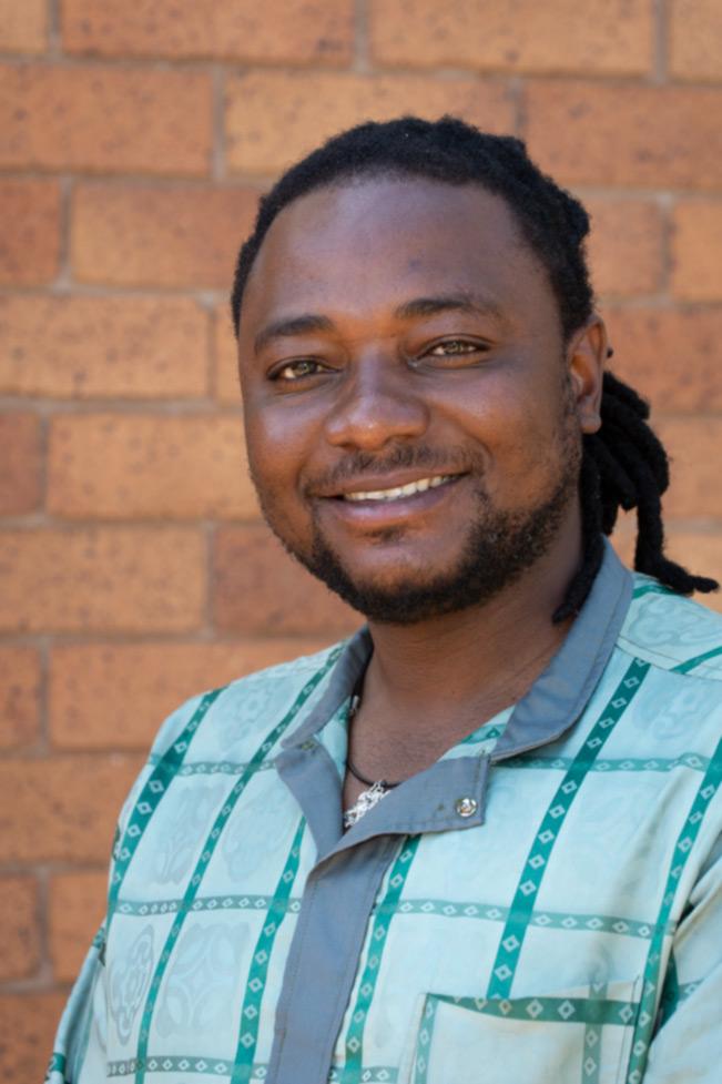 Promise Nduku, Senior Researcher - ACE