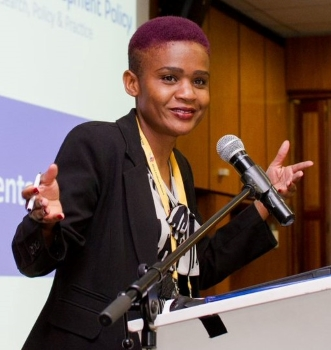 Rose Oronje is a development policy and communications specialist