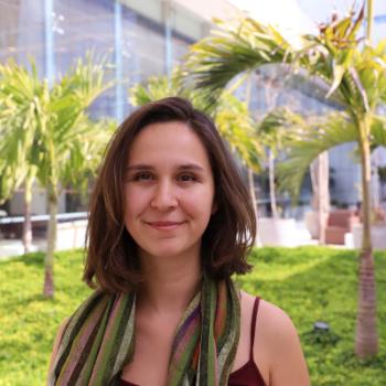 Laura Boeira, executive director of Veredas Institute, Brazil
