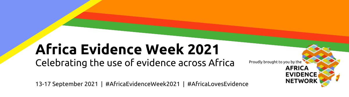 Africa Evidence Week 2021