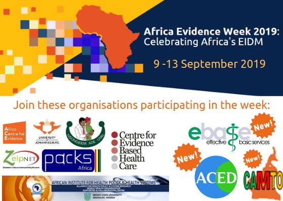 Africa Evidence Week celebrates Africa's evidence-use for decisions