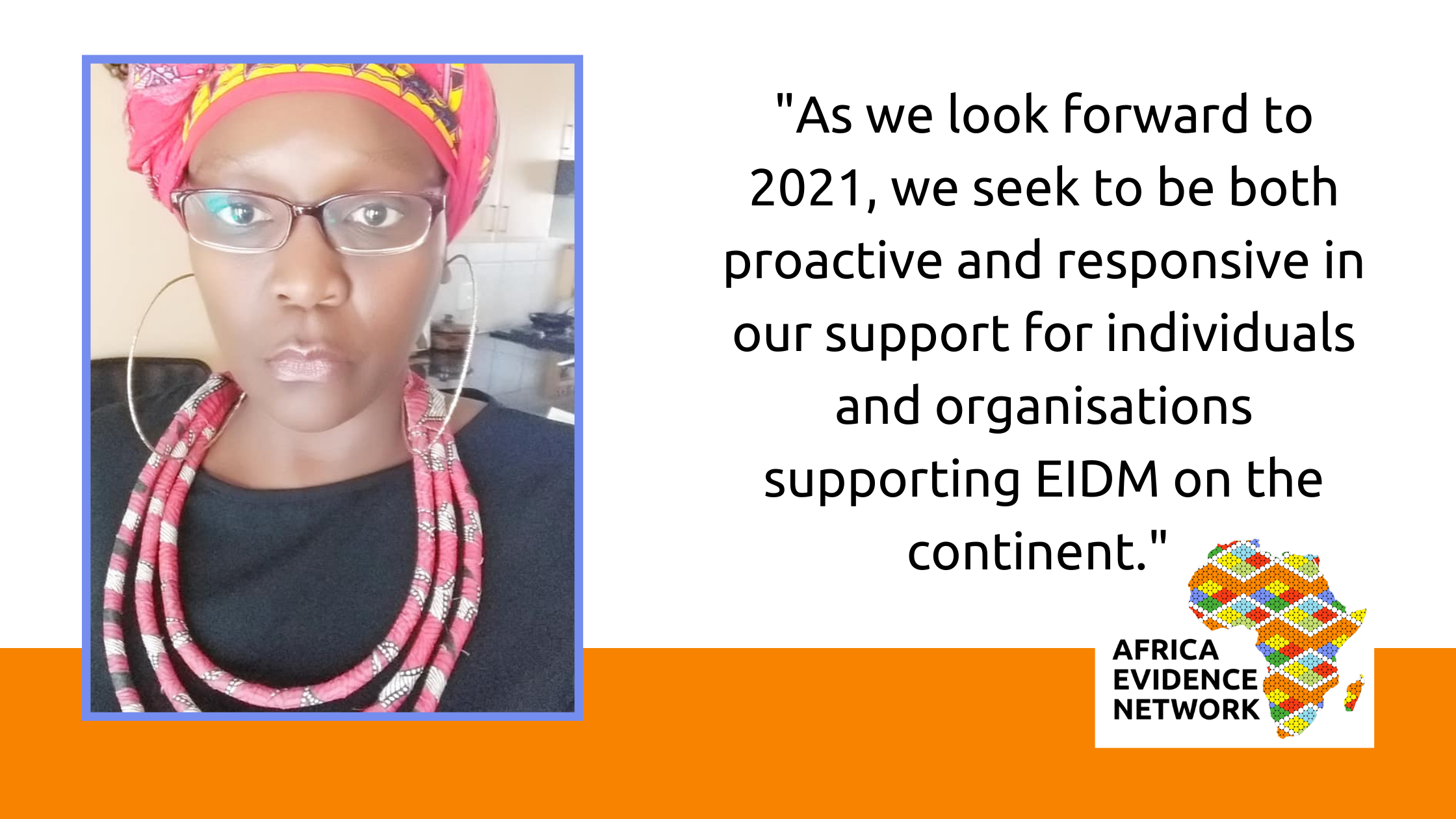 Highlights for 2020 and what does 2021 hold for Africa Evidence Network (AEN)?