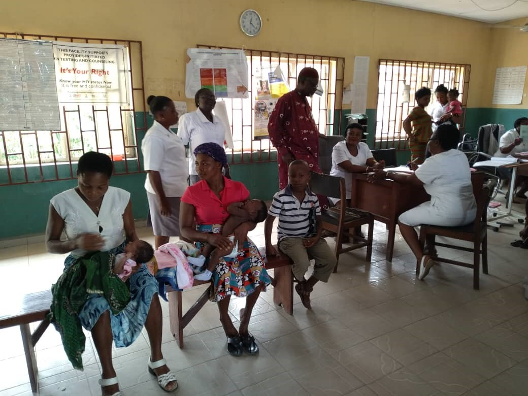 Evidence of a community health intervention: a step towards leaving no one behind in healthcare services
