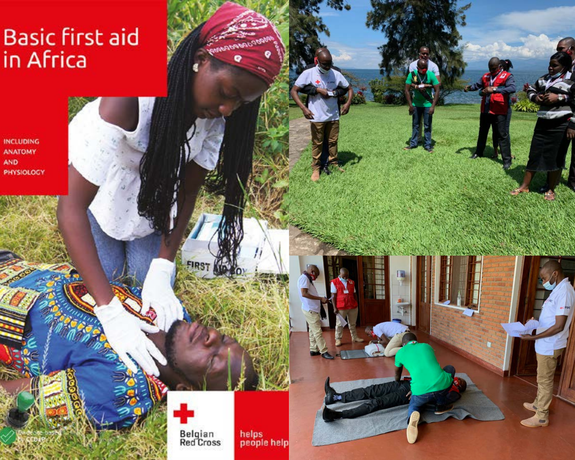 Evidence-Based First Aid Education in Africa
