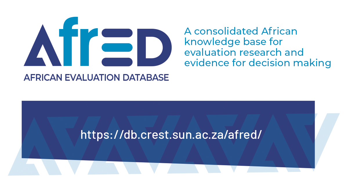 AfrED: Ground-breaking Evidence-base for Decision-making in Africa