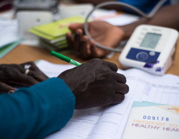 We need to talk: Confronting the challenges in collecting and using health data in Africa