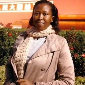 Caroline Dusabe, Africa Early Childhood Development Senior Specialist, Save the Children