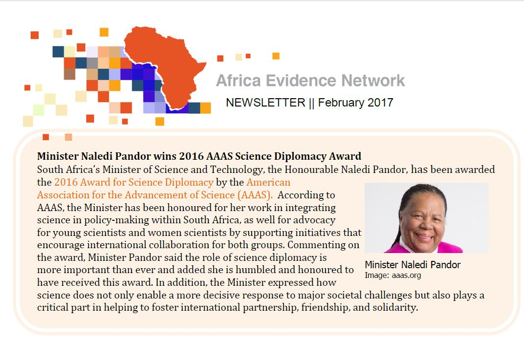AEN February 2017 newsletter