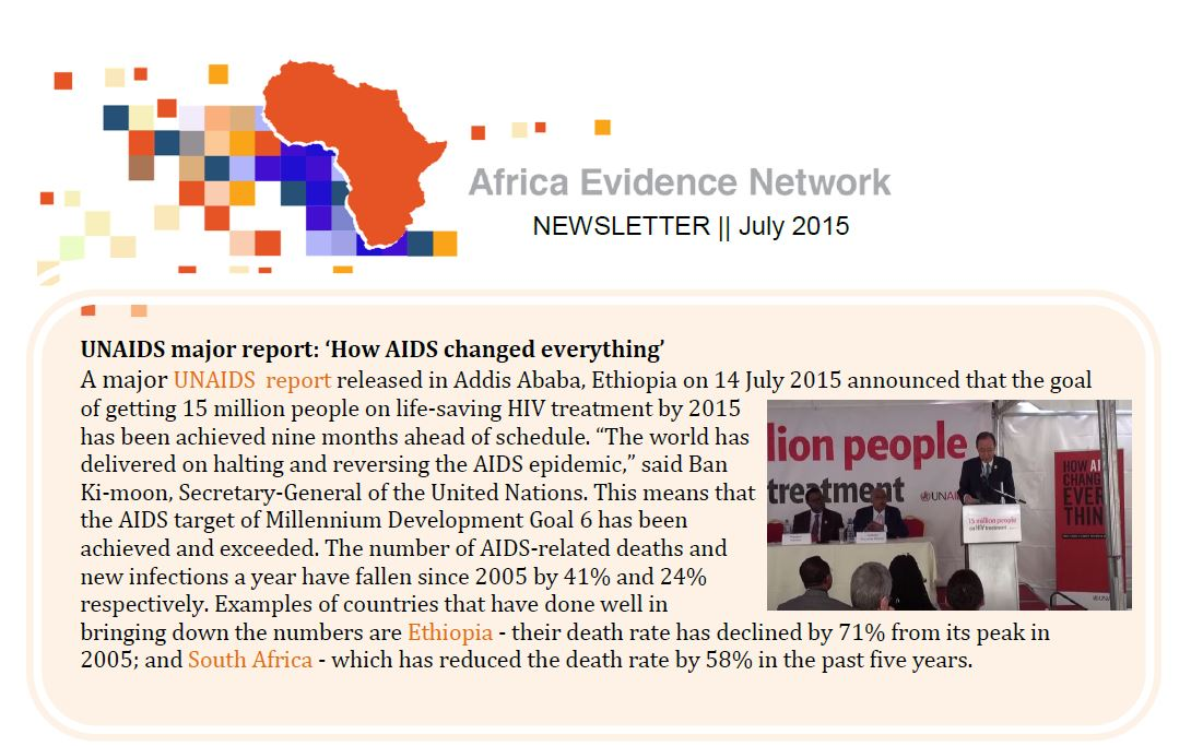 AEN July 2015 newsletter