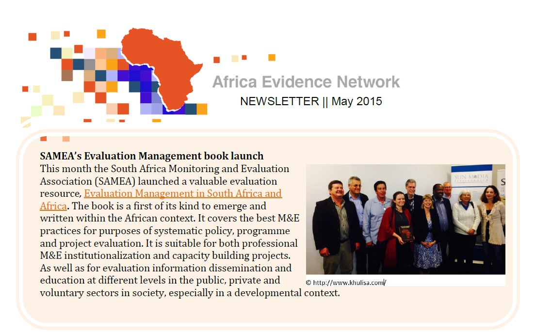 AEN May 2015 newsletter