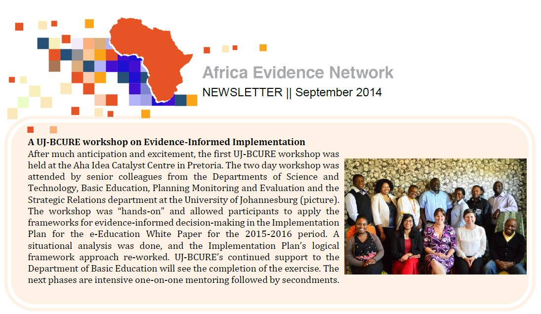 AEN September 2014 newsletter