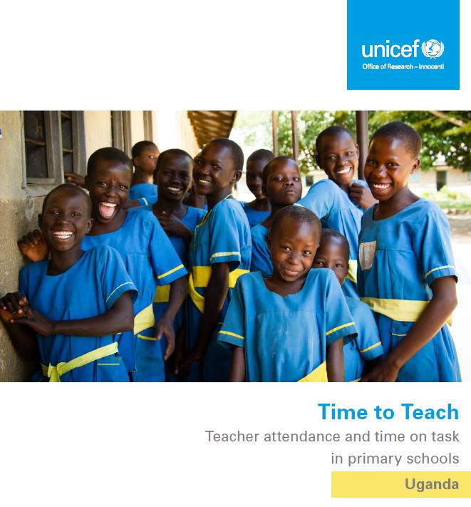 UNICEF Office of Research - Innocenti - Time To Teach (Uganda)