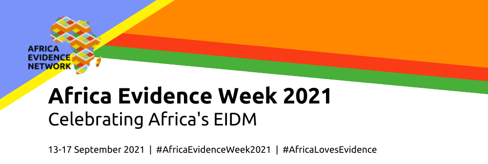 Africa Evidence Week 2021 concept note