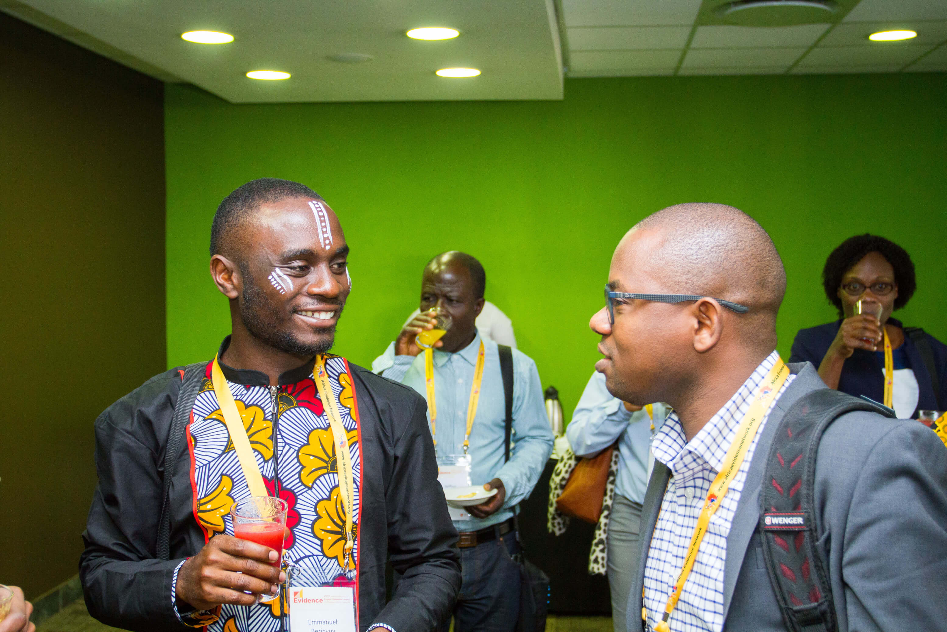 What is the Africa Evidence Network?