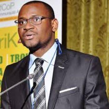 Frejus Thoto, Executive Director of ACED, Benin
